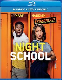 Night School (Extended Cut DVD + Digital) [Blu-ray]