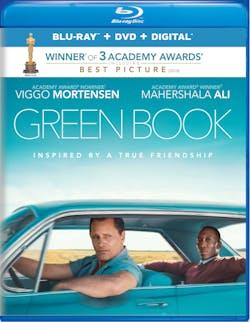 Green Book (DVD + Digital) [Blu-ray]