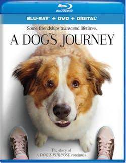 A Dog's Journey (DVD + Digital) [Blu-ray]