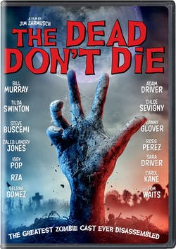The Dead Don't Die [DVD]