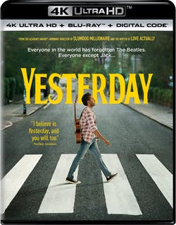 Yesterday (4K Ultra HD + Blu-ray) [UHD]