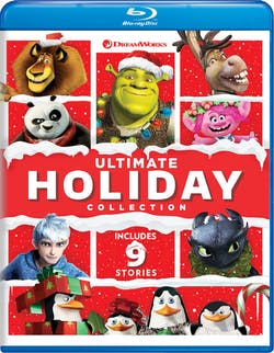 DreamWorks Ultimate Holiday Collection  [Blu-ray]