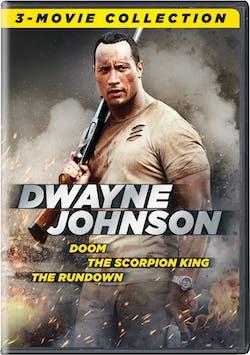 Doom/The Scorpion King/The Rundown [DVD]