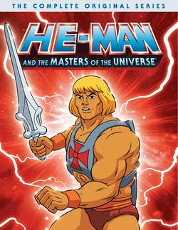 He-Man and the Masters of the Universe: Complete Original Series (Box Set) [DVD]
