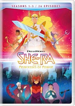 She-Ra and the Princesses of Power: Seasons 1-3 [DVD]