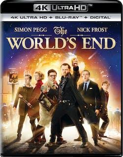The World's End (4K Ultra HD + Blu-ray) [UHD]