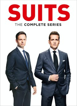 Suits: The Complete Series [DVD]