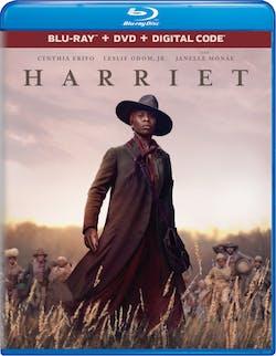 Harriet (DVD + Digital) [Blu-ray]