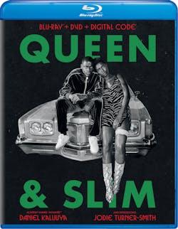 Queen & Slim (DVD + Digital) [Blu-ray]