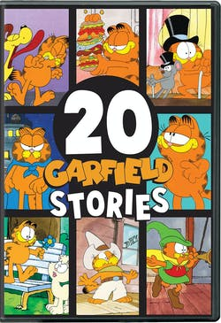 Garfield: 20 Garfield Stories [DVD]