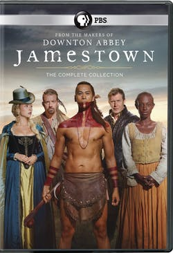 Jamestown: The Complete Collection [DVD]