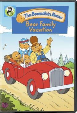 The Berenstain Bears: Bear Family Vacation [DVD]