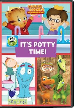 PBS Kids: It's Potty Time! [DVD]
