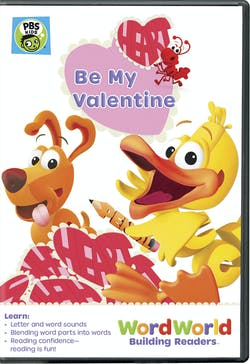 WordWorld: Be My Valentine [DVD]