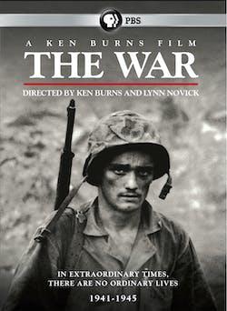 The War - A Ken Burns Film [DVD]