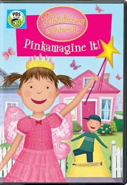 Pinkalicious & Peterrific: Pinkamagine It! [DVD]