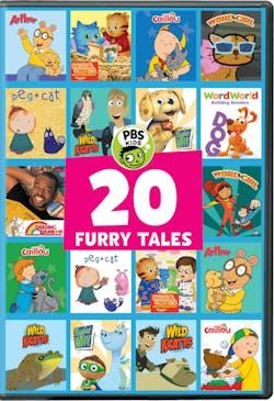PBS Kids: 20 Furry Tales [DVD]