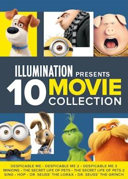 Illumination Presents: 10-Movie Collection [DVD]