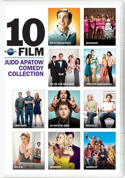 Universal 10-Film Judd Apatow Comedy Collection [DVD]