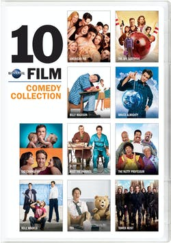 Universal 10-Film Comedy Collection [DVD]