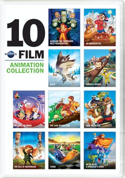Universal 10-Film Animation Collection [DVD]