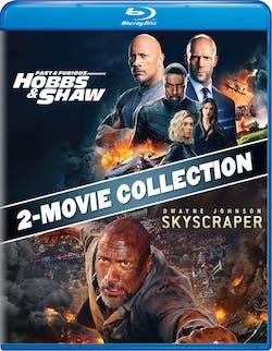 Fast & Furious Presents: Hobbs & Shaw/Skyscraper [Blu-ray]