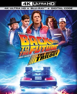 Back to the Future Trilogy (4K Ultra HD) [UHD]