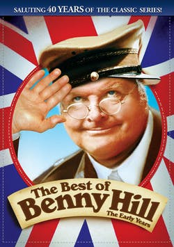Benny Hill: The Best of Benny Hill [DVD]