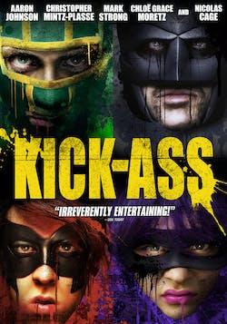 Kick-Ass [DVD]