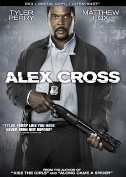 Alex Cross (DVD + Digital + Ultraviolet) [DVD]