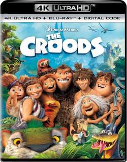 The Croods (4K Ultra HD) [UHD]