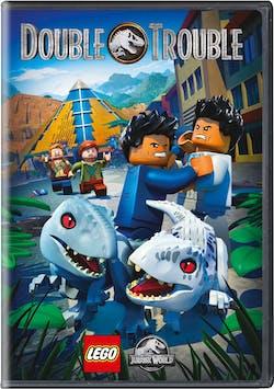 LEGO Jurassic World: Double Trouble [DVD]