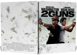 2 Guns (Limited Edition Steelbook) [Blu-ray]