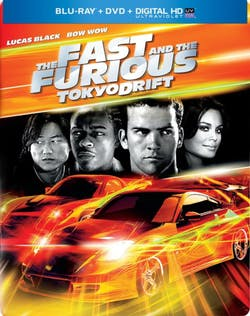 The Fast and the Furious: Tokyo Drift (Steelbook) [Blu-ray]