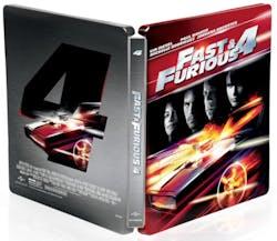 Fast & Furious 4 (Steelbook DVD + Digital) [Blu-ray]