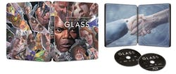 Glass (Limited Edition Steelbook DVD + Digital) [Blu-ray]