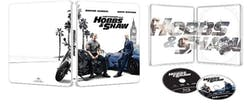 Fast & Furious Presents: Hobbs & Shaw (4K Ultra HD + Blu-ray (Steelbook)) [Blu-ray]