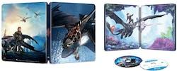 How to Train Your Dragon - The Hidden World (4K Ultra HD + Blu-ray (Steelbook)) [Blu-ray]