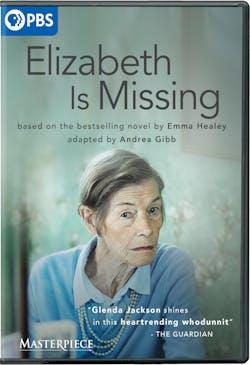 Masterpiece: Elizabeth Is Missing [DVD]