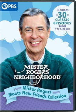 Mister Rogers' Neighborhood: Mister Rogers Meets New Friends Collection [DVD]
