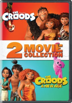 The Croods: 2 Movie Collection [DVD]