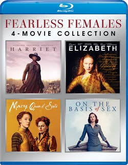 Fearless Females4-Movie Collection (Harriet/Elizabeth/Mary Q [Blu-ray]