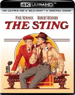 The Sting (4K Ultra HD + Blu-ray) [UHD]