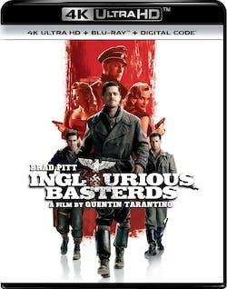 Inglourious Basterds (4K Ultra HD + Blu-ray) [UHD]