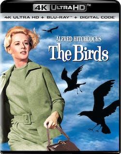 The Birds (4K Ultra HD + Blu-ray) [UHD]
