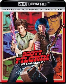 Scott Pilgrim Vs. The World (4K Ultra HD + Blu-ray) [UHD]