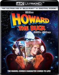 Howard the Duck (4K Ultra HD + Blu-ray) [UHD]