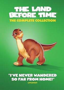 The Land Before Time: The Complete Collection [DVD]