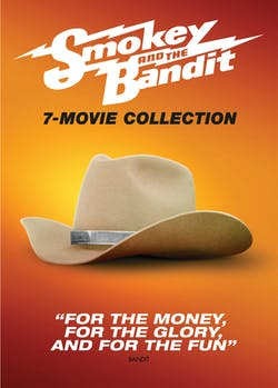 Smokey and the Bandit: The 7-Movie Outlaw Collection [DVD]
