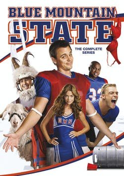 Blue Mountain State: The Complete Series (Box Set) [DVD]